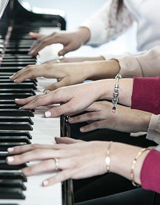 תואר ראשון בחינוך מוזיקלי