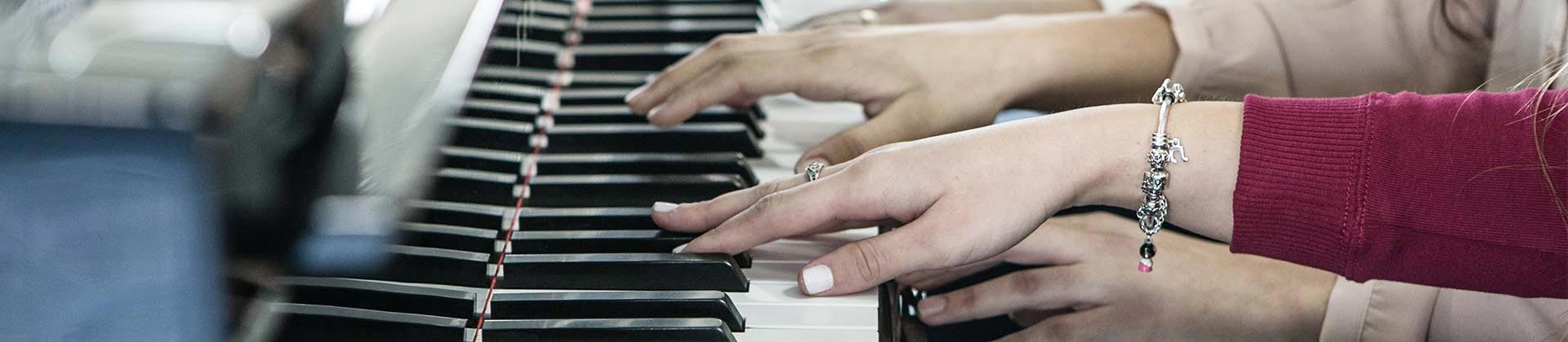תואר שני בחינוך מוזיקלי