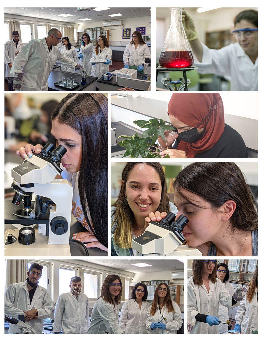 חוג לטבע וביולוגיה