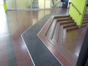 מדרגות מונגשות