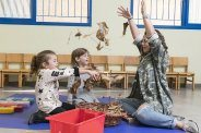 לימודי גננות - להפוך את האהבה לילדים למקצוע רווחי
