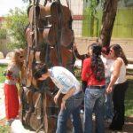 סטודנטים בסיור