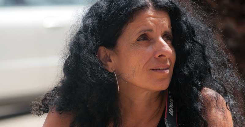"""ד""""ר רבקה הלל לביאן, צילום: דקלה פרייברג רחמים"""