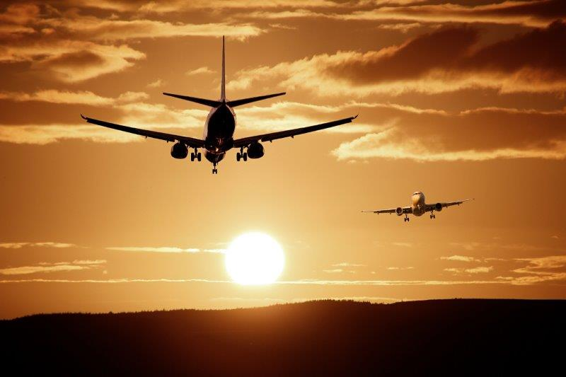 תמונה של מטוס -לכתבה על שדה התעופה דב