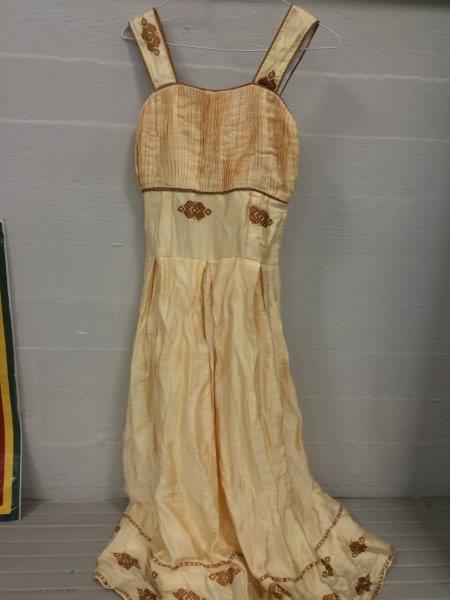 שמלה של חג הסיגד האתיופי