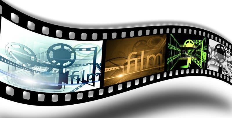 תמונה של סרט של מצלמת וידאו