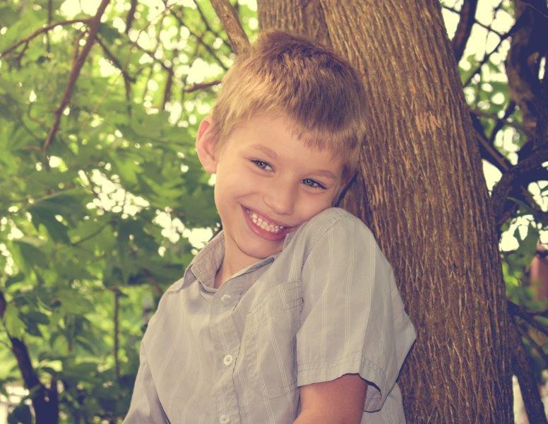 תמונה של ילד - משוייכת לכתבה על אוטיזם