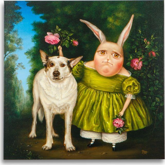 ציור של אירנה אייזן