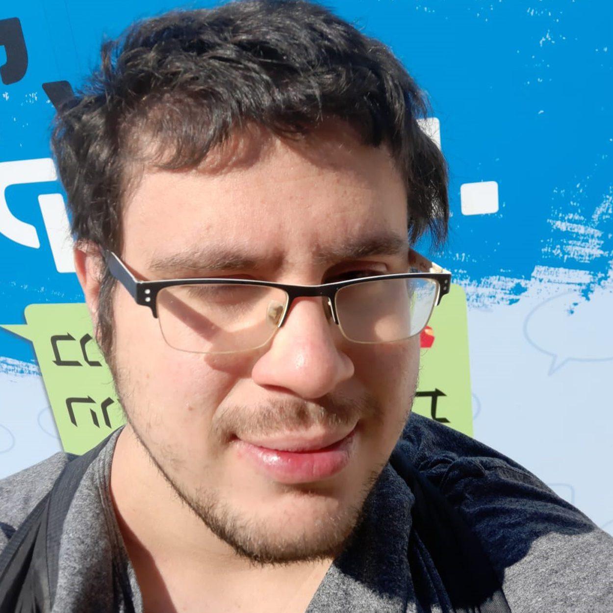 סיפורים אישיים - עילם יהודה עברי, בן 24